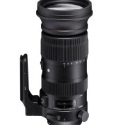 The NEW Sigma 60-600F4.5-6.3 OS Sport!