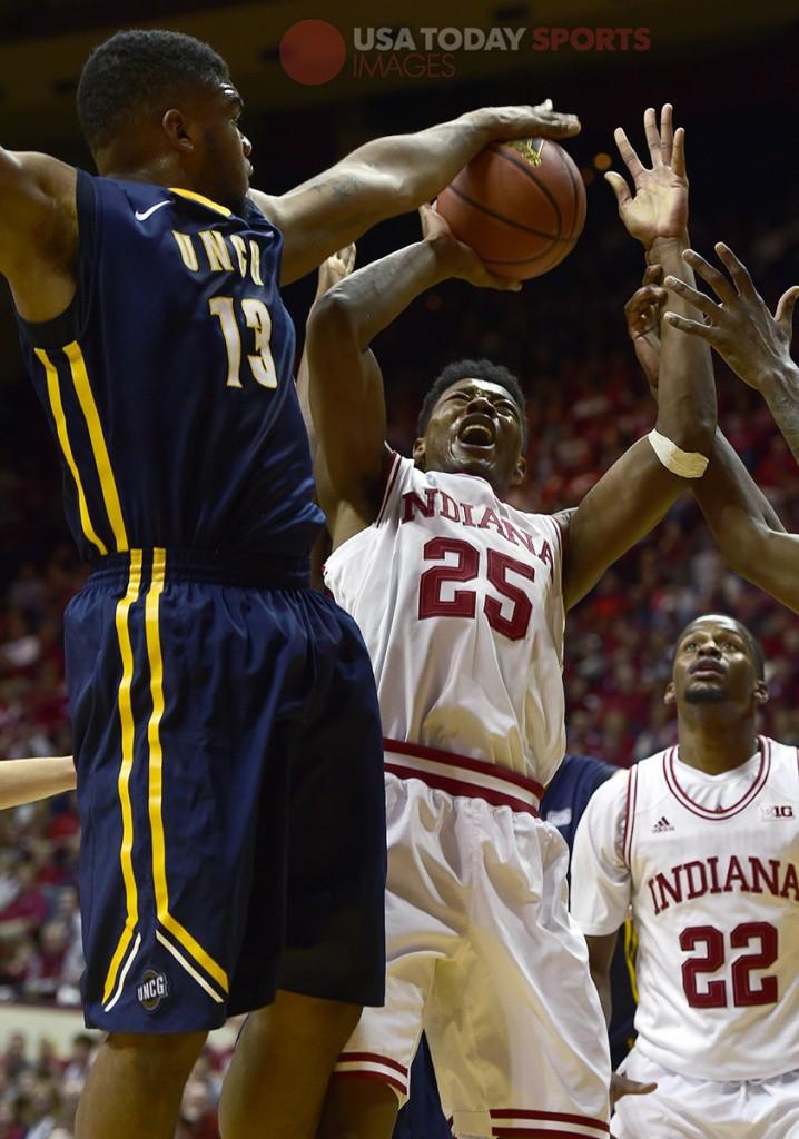 NCAA Basketball: NC-Greensboro at Indiana