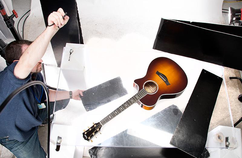 Laying down Studio
